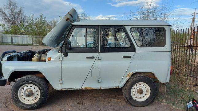 УАЗ 2206, 2007 года выпуска