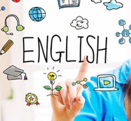 Казахский и английский языки.