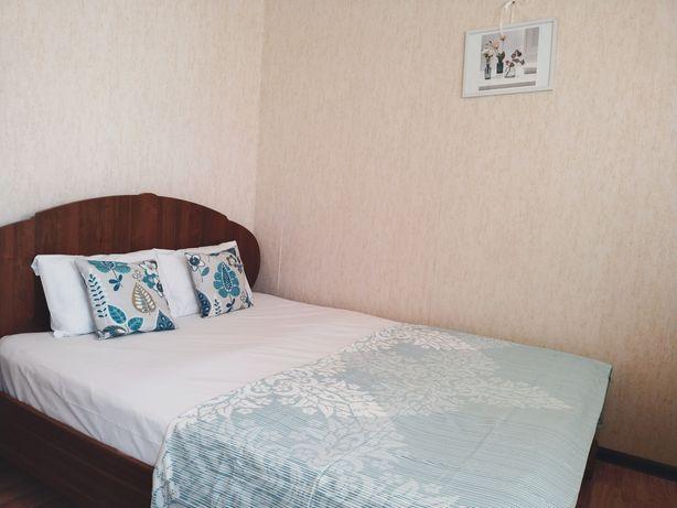 **Уютные** 1 и 2х комнатные квартиры, ЖК тв, Wi-Fi, от 6000