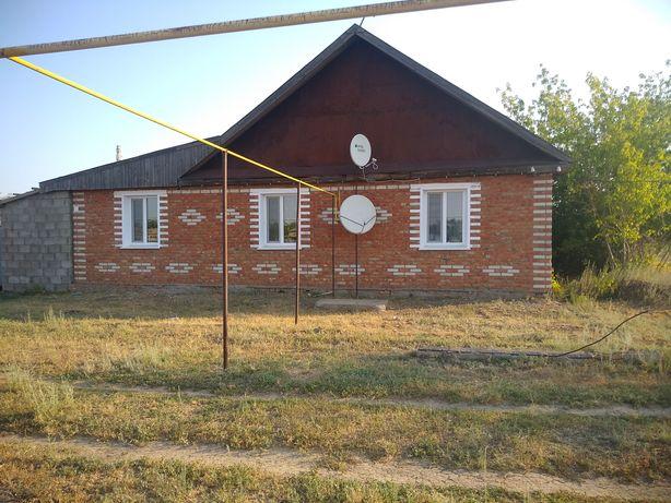 Продаётся дом в п Зелёный улица Привокзальная дом 24
