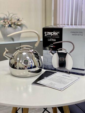 Чайник от компании Zepter!