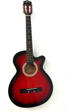 Гитара б/у продам торг есть