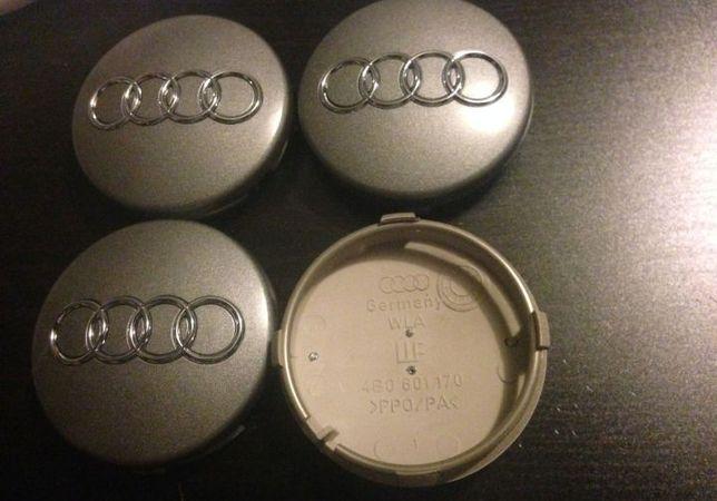 Capacele centrale jante aliaj Audi cod 4B0601170 4B0 601 170