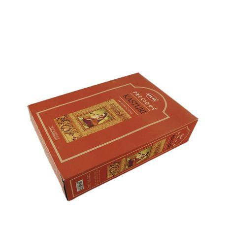 Bete parfumate Kasturi 12 seturi/cutie,long version,India,relaxare