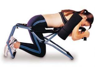 Тренажер для растяжки NUBAX S1. При грыже и болях в спине