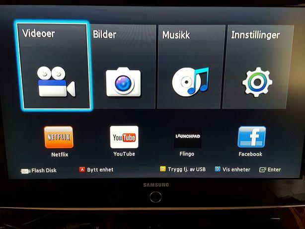 Dvd blue ray samsung cu funcție smart