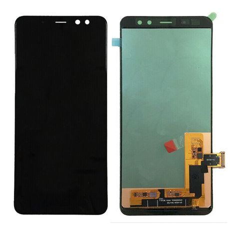 DISPLAY + Touchscreen Samsung A8 2018 ( A530 .. ) / ecran LCD