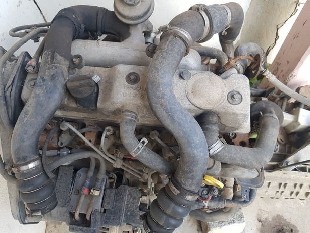 Motor ford focus 2001