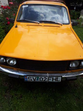 Mașină de epocă din 1983