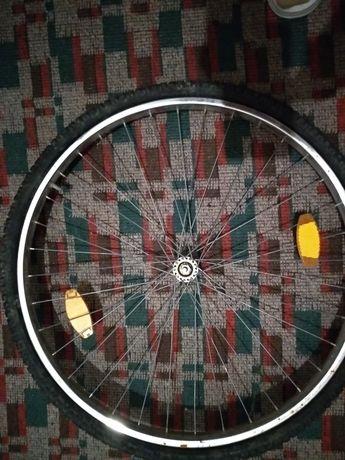 Roată bicicleta mountain bike față  de 26 inch