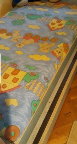 Детско легло-кошара+ матрак