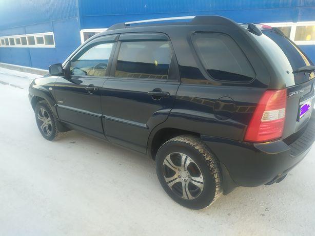 Продам Kia Sportage 2006 г.в. 2.0 дизель