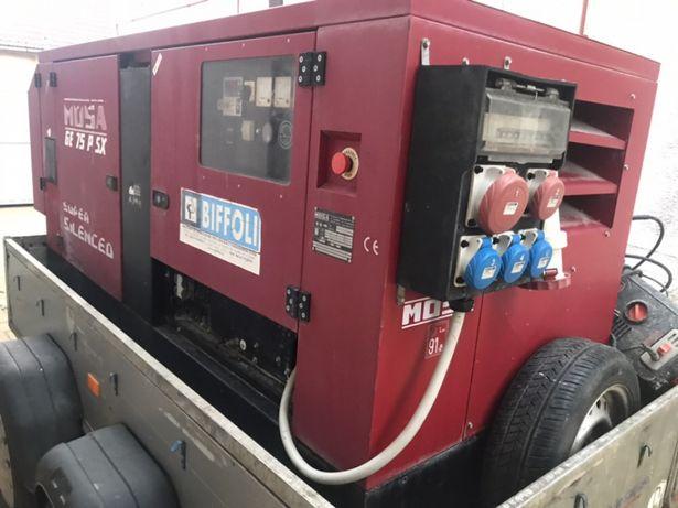 generator curent 60 kw talpa,mai compactor picamer- forează burghiu