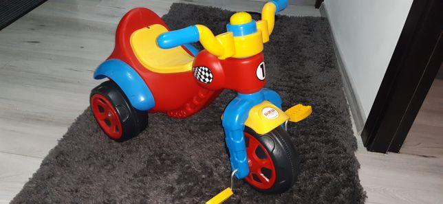 Tricicleta Dolu Super Bike