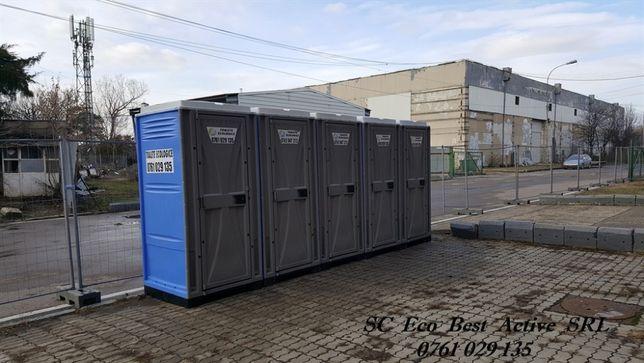 Inchirieri Toalete Ecologice - Otopeni, Ilfov