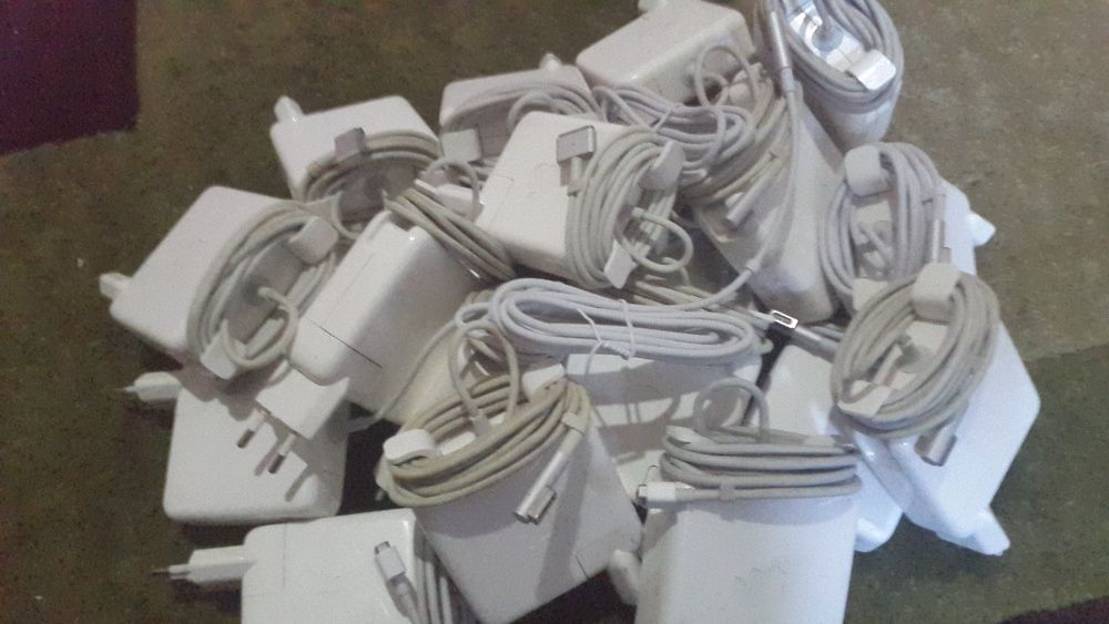 Incarcatoare Apple Magsafe 1 si Magsafe 2 Originale 45w, 60w, 85w Timisoara - imagine 1