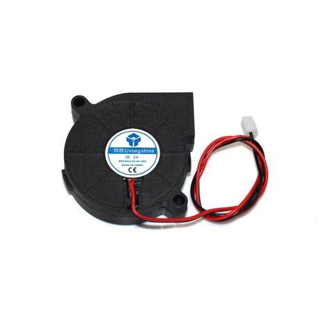 Вентилятор охлаждения DC FAN 5015 5V 12V 24V 4020