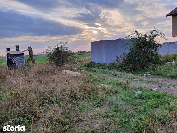 Teren Intravilan 500 mp Crisul Repede-Bragadiru
