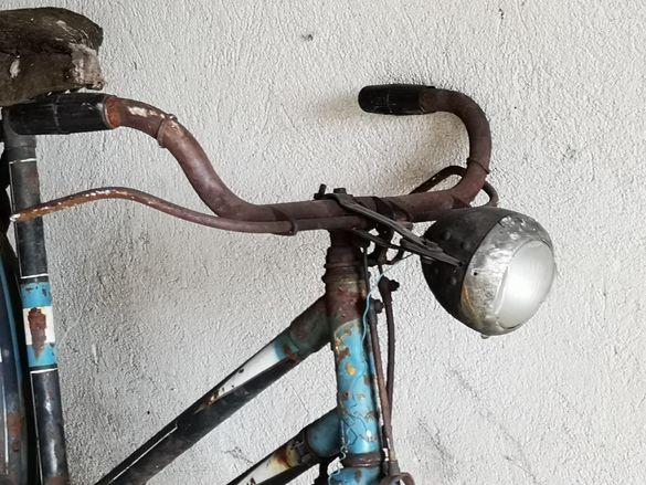 Ретро велосипед Диамант