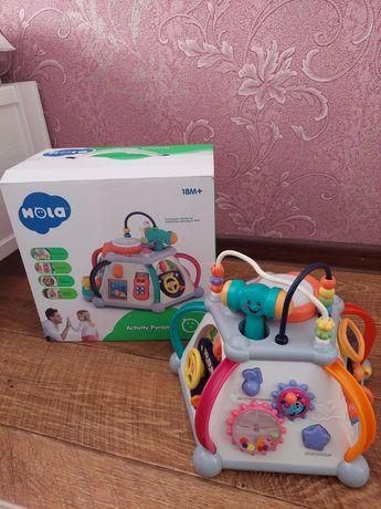 Продам детскую развивающие игрушку