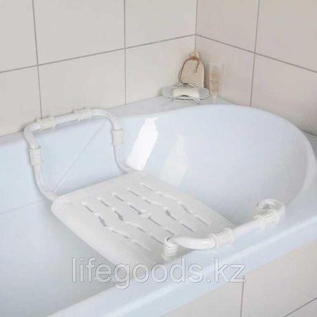 Сиденье для ванны пластиковое на металлической основе, Ника СВ5