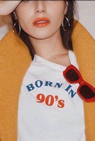 Дамска тениска 90's