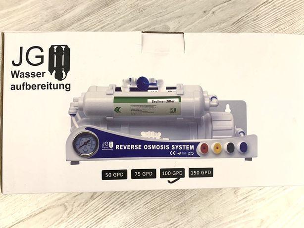 Instalatie osmoza inversa acvaristica JG Wasseraufbereitung 100 GPD