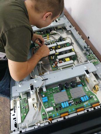 Ремонт телевизоров LG Sony Samsung ТВ мастер выездом на дом Телемастер