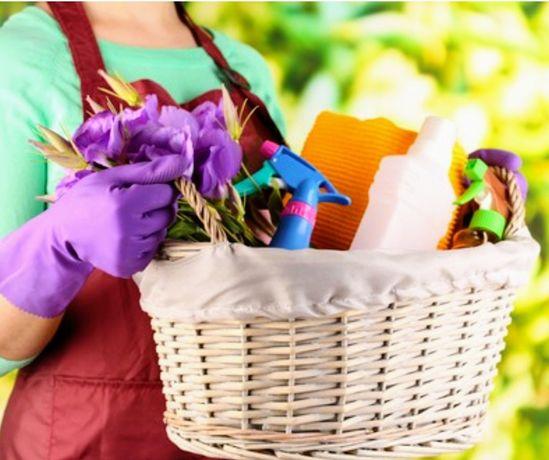 Екологично почистване и дезинфекция на домове