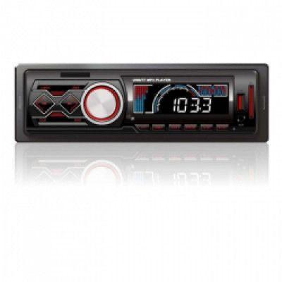 Радио mp3 плеър за кола amio bluetooth usb sd aux lcd display 1788