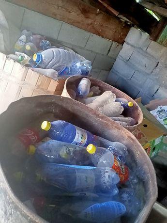 Продам бутылки пластиковые.