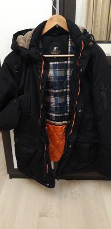 Продам куртка-парка размер 52-54