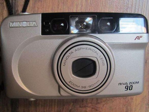 Лот- фотоапарати и диктофон-5 броя
