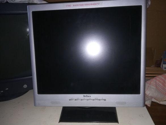 монитор с плосък екран