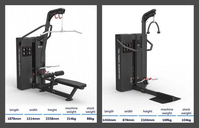 Aparate fitness dual function NPG 2020