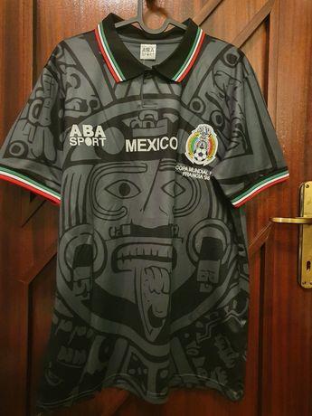 Tricou fotbal Mexic 1998, M