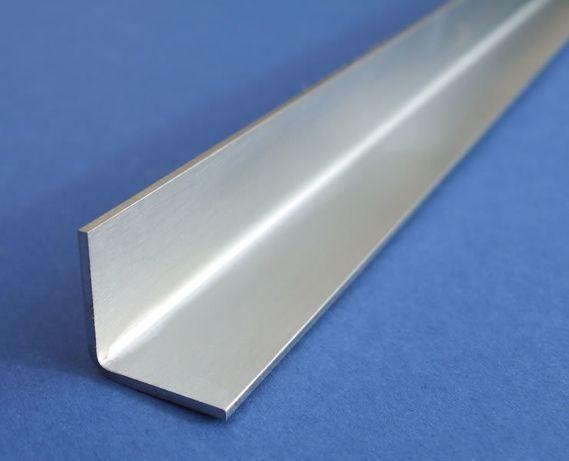 Profil L inox cornier de inox