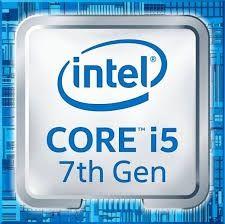 Игровой процессор Intel core i5 7400 + материнская плата