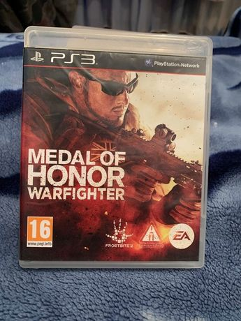 Medal Of Honor Warfighter - PS3 - Playstation 3 - PS3