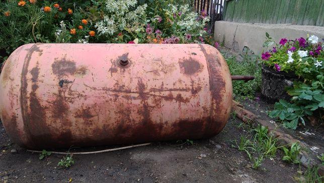 Продам газовый баллон под баную печь
