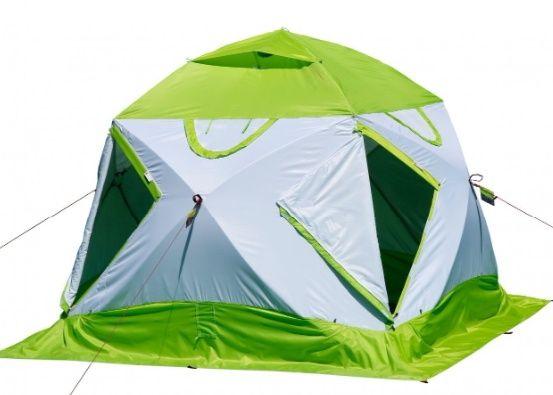 Палатка зимняя Лотос КубоЗонт 4 Термо 260*260см Россия в г.Нур-Султан