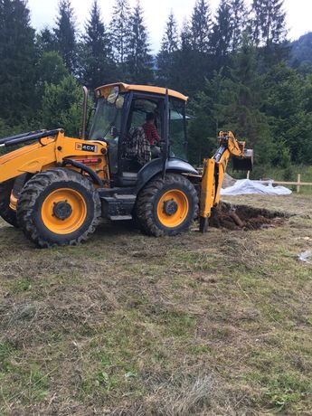 Buldoexcavator Excavator Miniexcavator