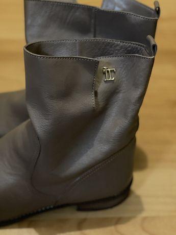 Продам осенние полусапоги ботинки