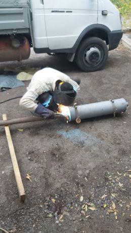 Изготовление мелких металлоконструкций