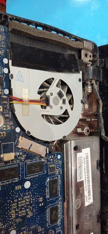 Вентилятор охлаждения и DVD привод Lenovo G580