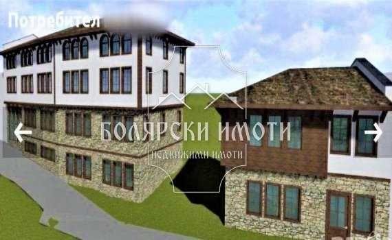Парцел в Туристическата част на Велико Търново