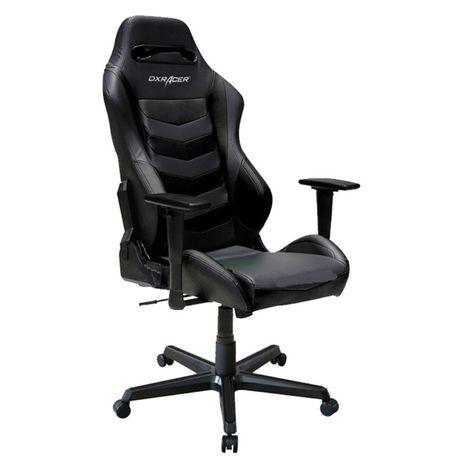 Гейминг стол DXRacer - серия Formula, Черен