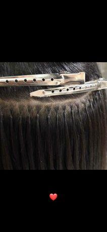 Наращивание волос по акции шаш жалгау