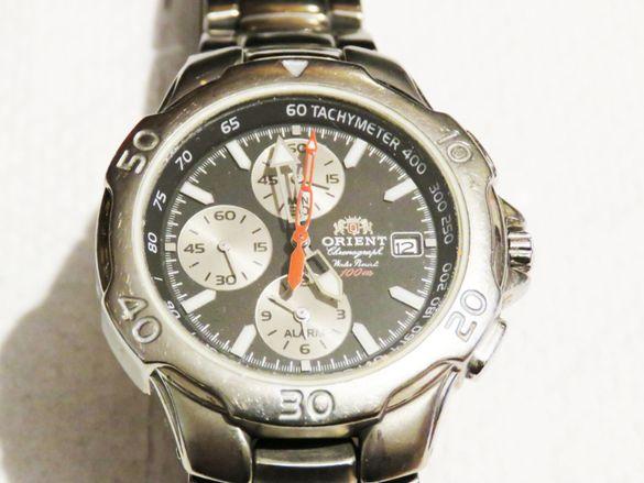 Оригинален рядък японски кварцов часовник Orient модел 2000 г.- за ис
