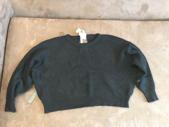 Широка блуза(пуловер) Зара